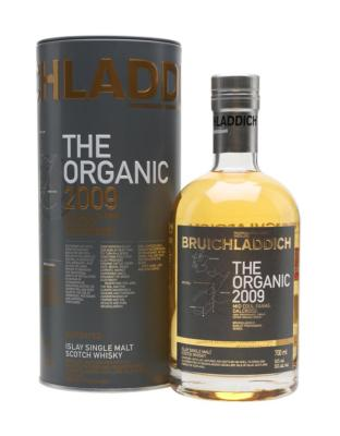 Bruichladdich The Organic 2009 50%