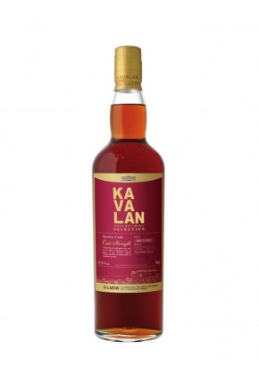 Kavalan Sherry Single Cask - 60 ans LMDW