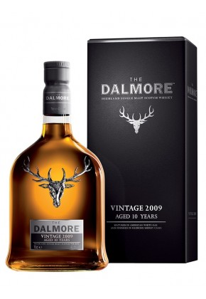 Dalmore 2009 Vintage Sherry Finish 42.5%