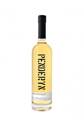 Penderyn Single Cask Bourbon Of 55.3%