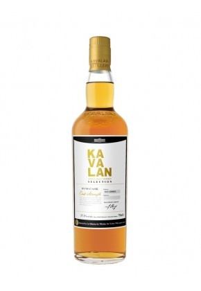 Kavalan Rum Cask Single Cask LMDW Cellar Book 57.1%