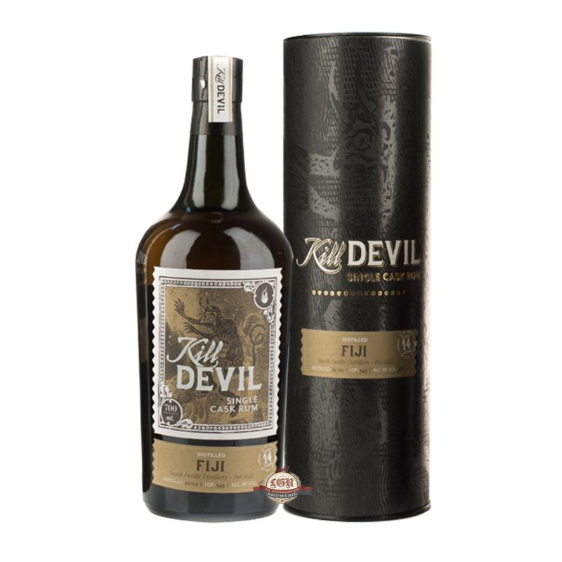 Kill Devil Fidji 14 ans Pot Still 46%