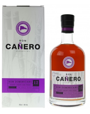 Summum - Canero 12 ans Finition Sherry 43%