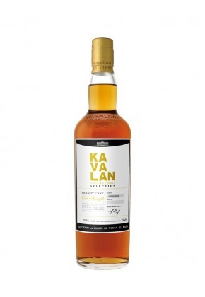 Kavalan Brandy Single Cask LMDW Cellar Book  58.6%