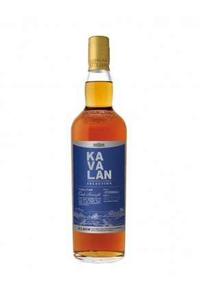Kavalan Vinho Single Cask - 60 ans LMDW 57.1%