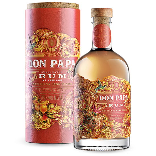 Don Papa Sevillana 40%