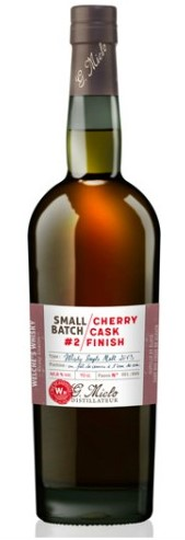 Welche's whisky Cherry Cask #2 46.8%