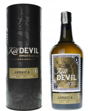 Kill Devil Jamaica 9 ans (Distillerie Monymusk) 46%