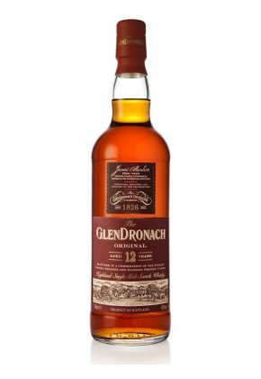 Glendronach 12 ans Of 43%