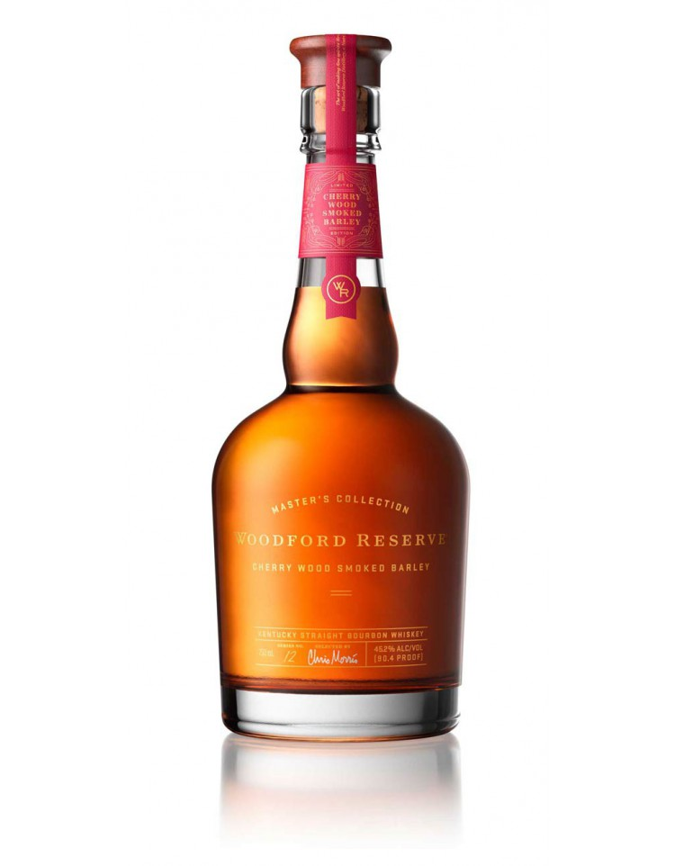 Woodford Reserve Cherry Wood Smoked Barley 45.2%