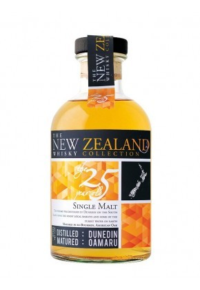 New Zealand Whisky 25 ans Of 46%